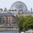 Berlin, reichstag — Stock Photo #12324527