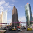 Berlin , Potsdamer Platz - Stock Photo