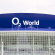 O2 World — Stock Photo