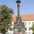 Column plague, Prag — Stock Photo