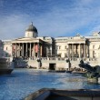 Stock Photo: Trafalgar square in London, UK