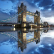 Famous Tower Bridge, London, UK — Stock Photo #13160657