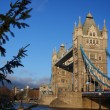 Stock Photo: Famous Tower Bridge, London, UK