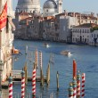 Royalty-Free Stock Photo: Venice, Grand Canal with Basilica Santa Maria della Salute, Italy