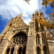 Gothic cathedral in Truro,UK — Stock Photo