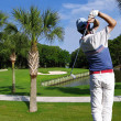man golfen — Stockfoto #16830707