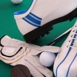 Golf equipment — Stock Photo #16830817