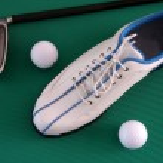 golf-zubehör — Stockfoto