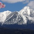 High Tatra during a spring time, Slovakia - Stock Photo