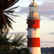 Famous Lighthouse in Plymouth, Devon, England — Stock Photo #17151673