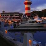 Hilton Head island, lighthouse, South Carolina, US — Stock Photo #17153851