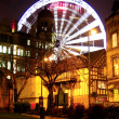 Manchester eye, UK - Stock Photo