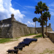 Royalty-Free Stock Photo: Fort Castillo de San Marcos in St. Augustine, Florida, US