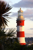 Famous Lighthouse in Plymouth, Devon, England — Stock Photo