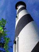 セント オーガスティン フロリダの灯台、私たち — ストック写真