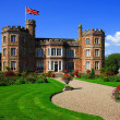 Eenglish castle, Mount Edgcumbe, Plymouth, Uk - Stock Photo