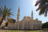 Jumeirah Mosque in  Dubai, UAE — Stock Photo