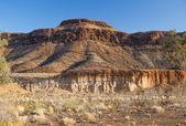 Flinders Ranges landscape. South Australia. — Stock Photo