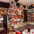 Typical interior of traditional house in ancient city of Jugol. Harar. Ethiopia. — Stock Photo #49463579