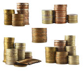 Zásobníku mincí — Stock fotografie