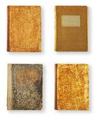 коллекция старых книг — Стоковое фото