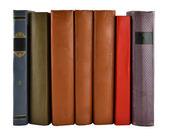 大量的书 — 图库照片