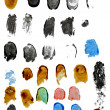 Fingerprints — Stock Photo