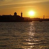 Panoráma města — Stock fotografie
