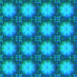 Blue crystal patten — Stock Photo