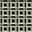 Steel grate — Stock Photo