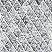 Crumpled metal — Stock Photo