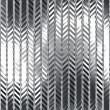 Stock Photo: Chrome pattern. Seamless texture.