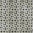 Labyrinth. Seamless background. — Stock Photo