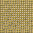Wood weave. Seamless texture. — Stock Photo