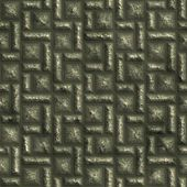 Stone wall. Seamless texture. — Stock Photo