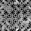 Metallic tiles. Seamless background. — Zdjęcie stockowe