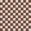 Ceramic tiles. Seamless texture. — Stock Photo