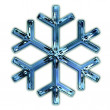 Snowflake — Stock Photo #26439459