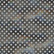 Stock Photo: Crystal pattern