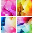 Abstract backgrounds — Stock Photo