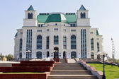 Astrakhan state theatre of Opera and Ballet — Stock Photo
