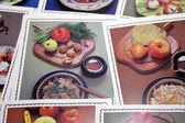 Zestaw pocztówek z zsrr — Zdjęcie stockowe