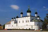 Trinity Cathedral in Astrakhan — Stock Photo