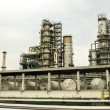 Foto Stock: Shop for petrochemical industry. General view