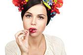 Kisses berry — Stock Photo