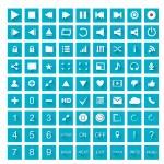 Web Icons Set 1 — Stock Vector #48099561