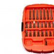 Foto de Stock  : Screwdriver Driving Set