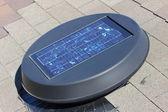 Solar Attic Fan — Stock Photo
