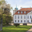 The baroque Palace of Radziwill family  in Nieborow in Poland, — Stock Photo #45202775