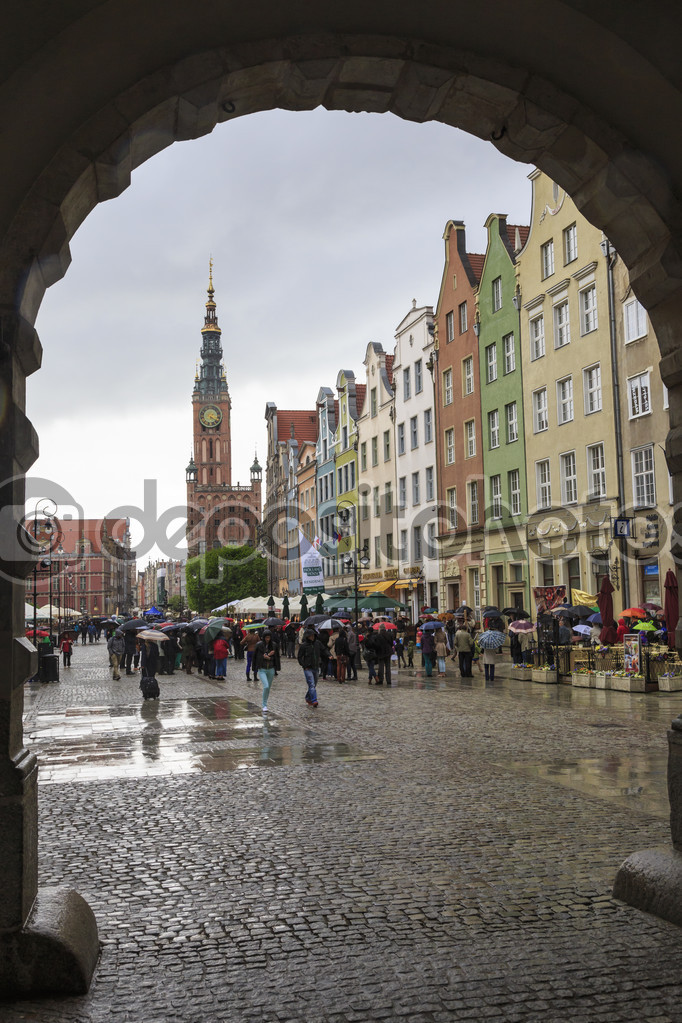 Places For Food And Drink In Gdansk Poland